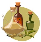 Condiments, huiles, épices
