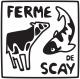 Logo Ferme De Scay, Vaches Laitières Et Pisciculture
