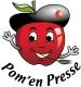 Logo Pom En Presse