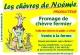 Logo Les Chèvres De Noémie