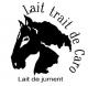 Logo Lait Trait De Caro