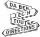 Logo Micro-brasserie Da Bep Lec'h - Toutes Directions