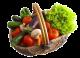 Logo Les Légumes  De Laura