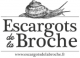 Logo Les Escargots De La Broche