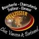 Logo Sas Boucherie Pellissier Chez Vanessa Et Bertrand