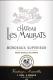 Logo Château Les Maubats