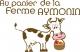 Logo Gaec Au Panier De La Ferme Aymonin
