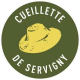 Logo Cueillette De Servigny - Le Potager Bio De Servigny