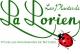 Logo Les Plantes De La Lorien