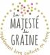 Logo Sa Majesté La Graine