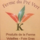 Logo Ferme Du Pré Vert