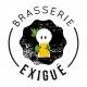 Logo Brasserie Exiguë