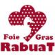 Logo Foie Gras Rabuat Et Fils