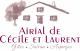 Logo Airial De Cécile Et Laurent