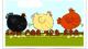 Logo La Ferme Des 3 Poules