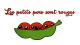 Logo Les Petits Pois Sont Rouges (steve Freymann)