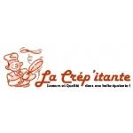 Logo La Crép'itante