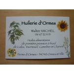 Logo Huilerie D'ormes
