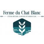 Logo Ferme Du Chat Blanc