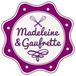 Logo Madeleine Et Gaufrette
