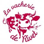 Logo Vacherie De Rivet