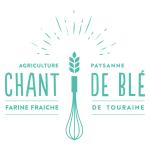 Logo Farine De Touraine Chant De Blé