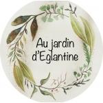 Logo Au Jardin D'eglantine