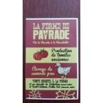 Logo La Ferme De Payrade