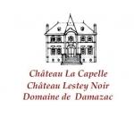 Logo Chateau La Capelle - Chateau Lestey Noir - Domaine De Damazac