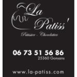 Logo La Patiss