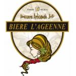 Logo Bière L'agéenne (sarl Jhp)