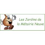 Logo Les Jardins De La Métairie Neuve