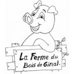 Logo La Ferme Du Bois De Ginal