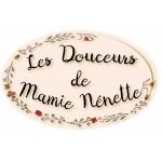 Logo Les Douceurs De Mamie Nénette