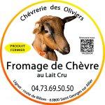 Logo Chèvrerie des Oliviers