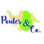 Logo Poules & Co.