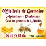 Logo Miellerie De Germaine