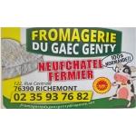 Logo Gaec Genty