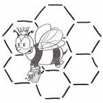Logo L'abeille Mahieutine