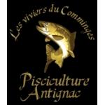 Logo Les Viviers Du Comminges Truite