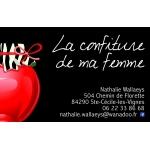 Logo La Confiture De Ma Femme