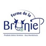 Logo Ferme De La Brunie