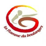 Logo La Flamme Du Boulanger