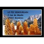 Logo Le Pic Bigourdan