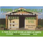 Logo Ferme De La Neuville