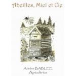 Logo Abeilles, Miel & Cie