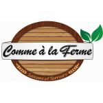 Logo Comme à La Ferme