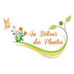 Logo Au Détour Des Plantes