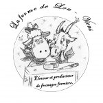 Logo La Ferme De Lou Viens