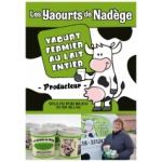 Logo Les Yaourt De Nadege
